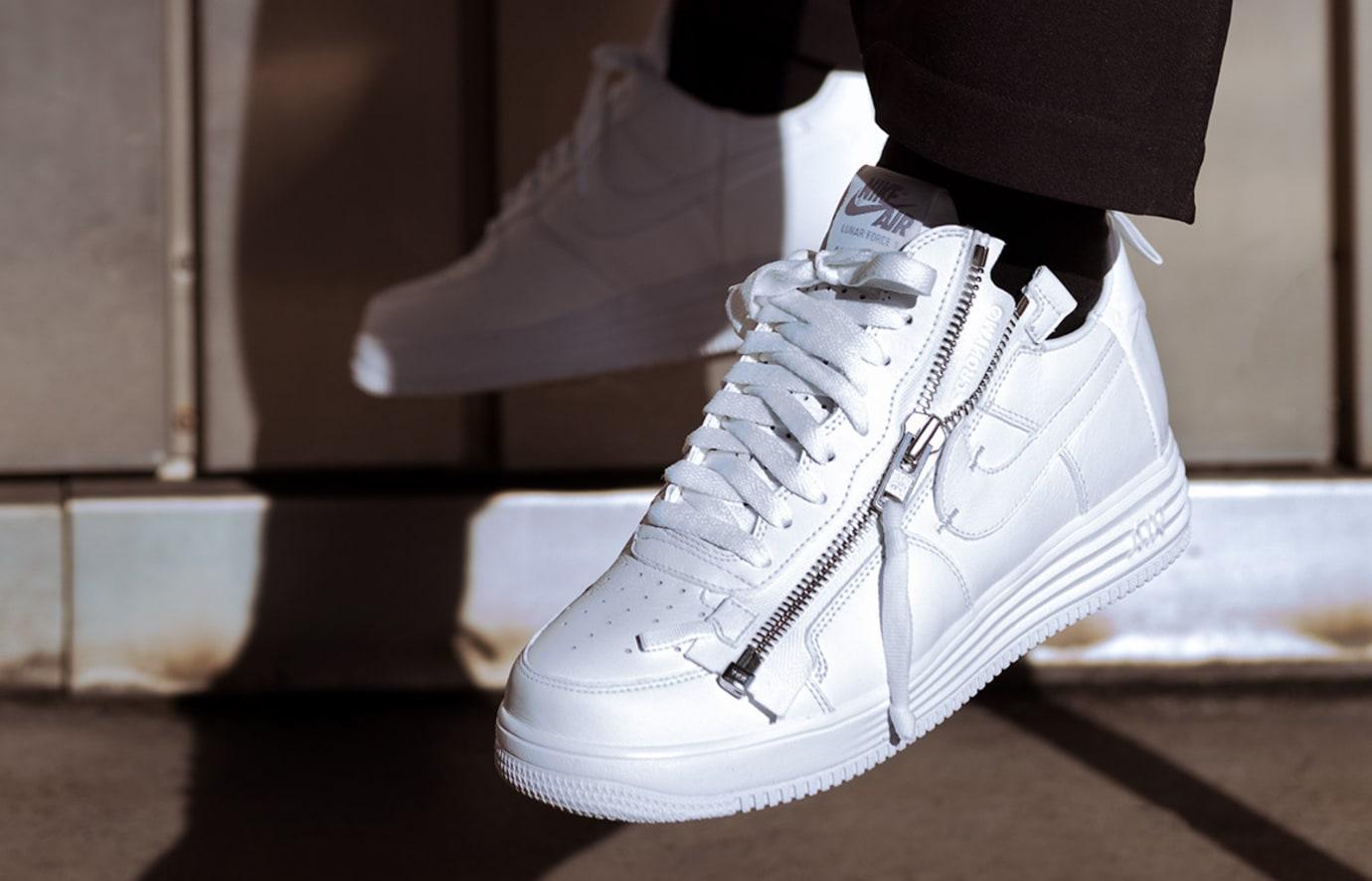 Nike Air Force 1 Roc A Fella Acronym Off White Travis Scott Don C ...