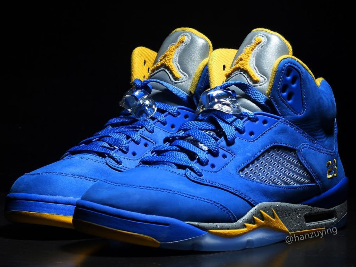 Air Jordan 5 JSP 'Laney' Varsity/Royal CS2720-400