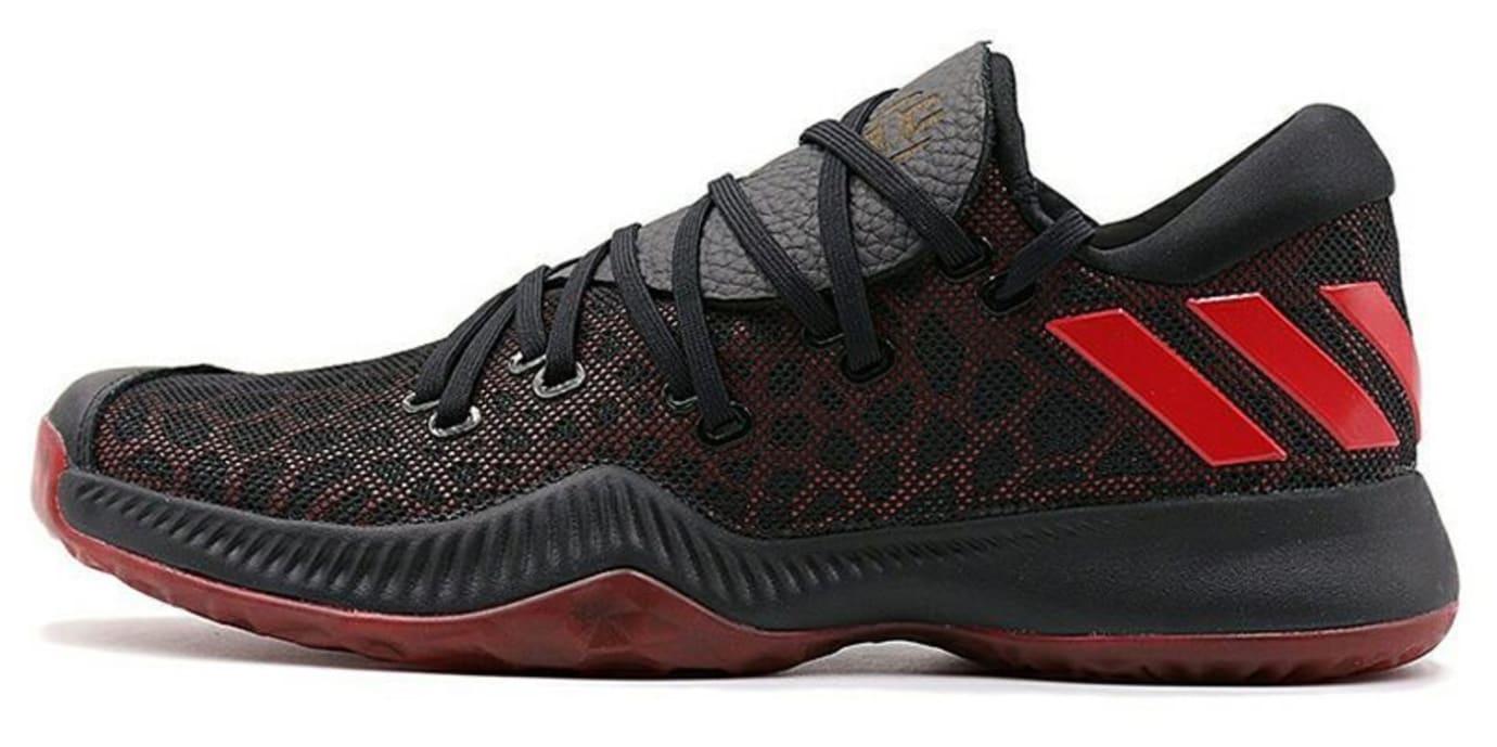Adidas Harden BTE 'Black/Red'