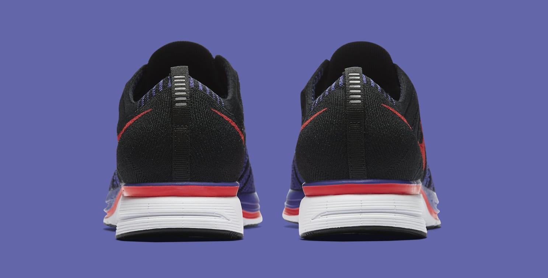 Nike Flyknit Trainer 'Siren Red/Persian Violet' AH8396-003 (Heel)