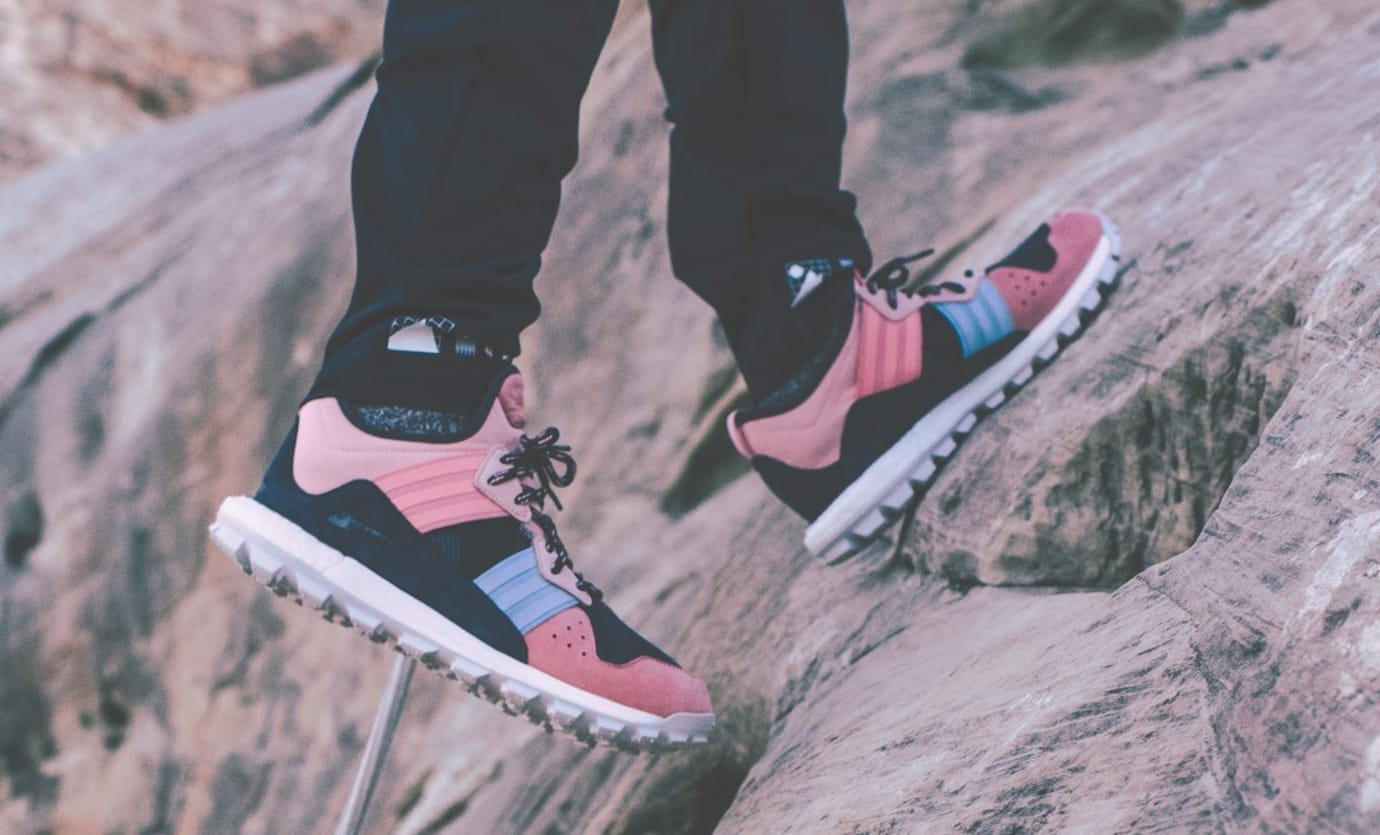 Kith x Adidas Response Trail Boost (On-Foot)