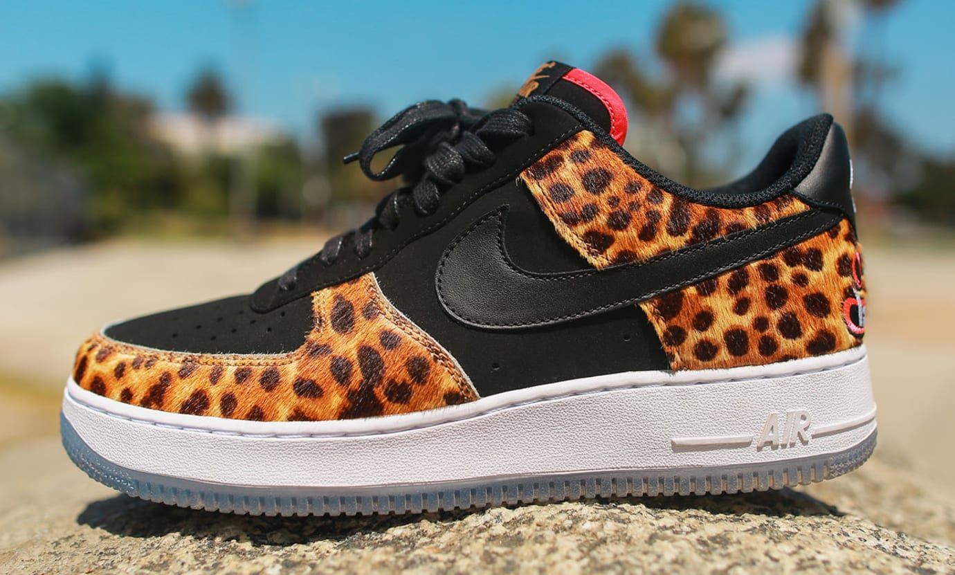 Nike 'LHM' Collection Saner x Air Force 1 Low