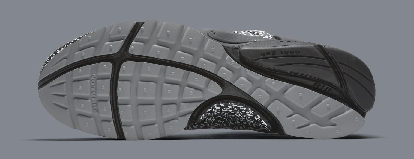 Acronym x Nike Air Presto Mid 'Cool Grey/Black' AH7832-001 (Bottom)