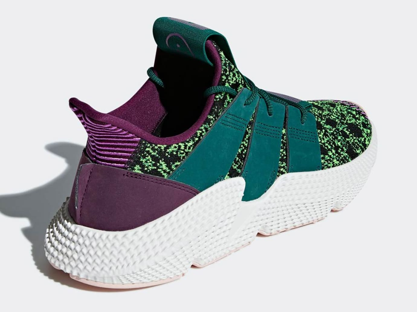 new products 455dc 45937 Image via Adidas Dragon Ball Z x Adidas Prophere Cell Release Date D97053  Back