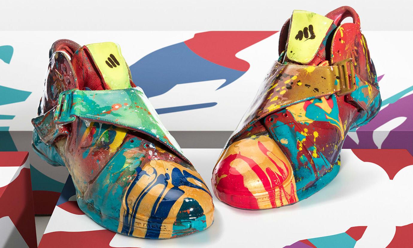 Adidas TMAC 5 Hall of Fame by Jon Moody