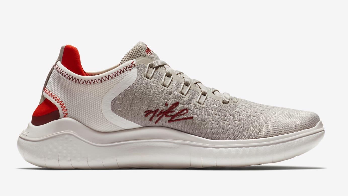 Nike Free Run 2018 'International Women's Day' AJ3826-200 (Medial)