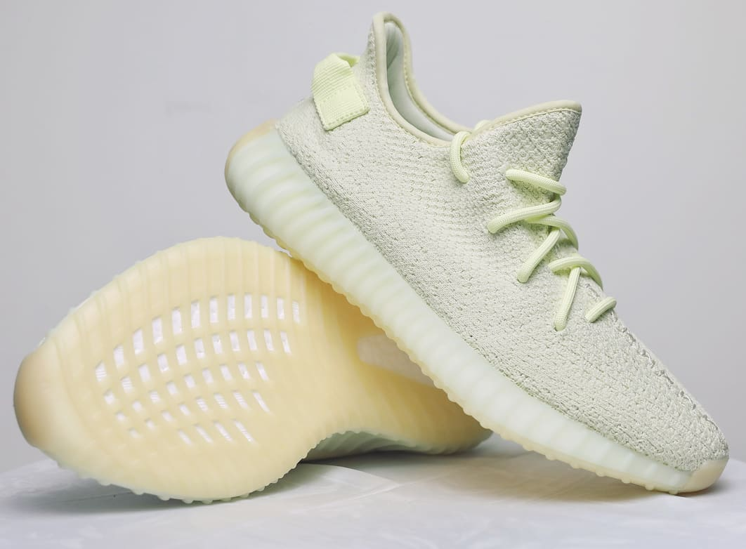 Adidas Yeezy Boost 350 V2 'Butter' (Pair)