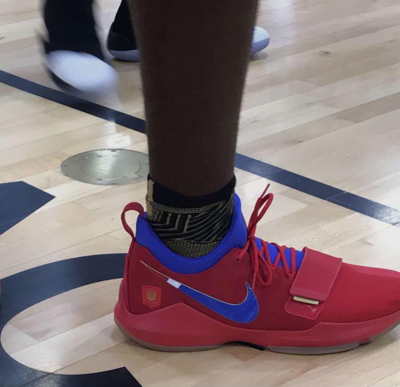 Nike PG1 Nike Basketball Academy