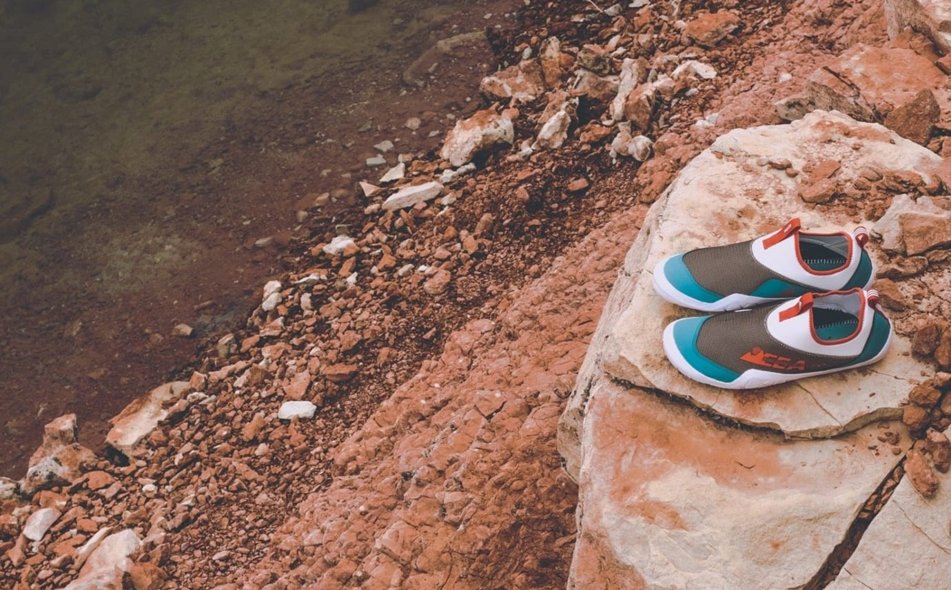 Kith x Adidas Climacool Jawpaw Slip-On (Pair)