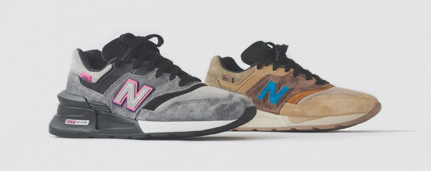 Kith x New Balance x United Arrows x Nonnative 997S Fusion
