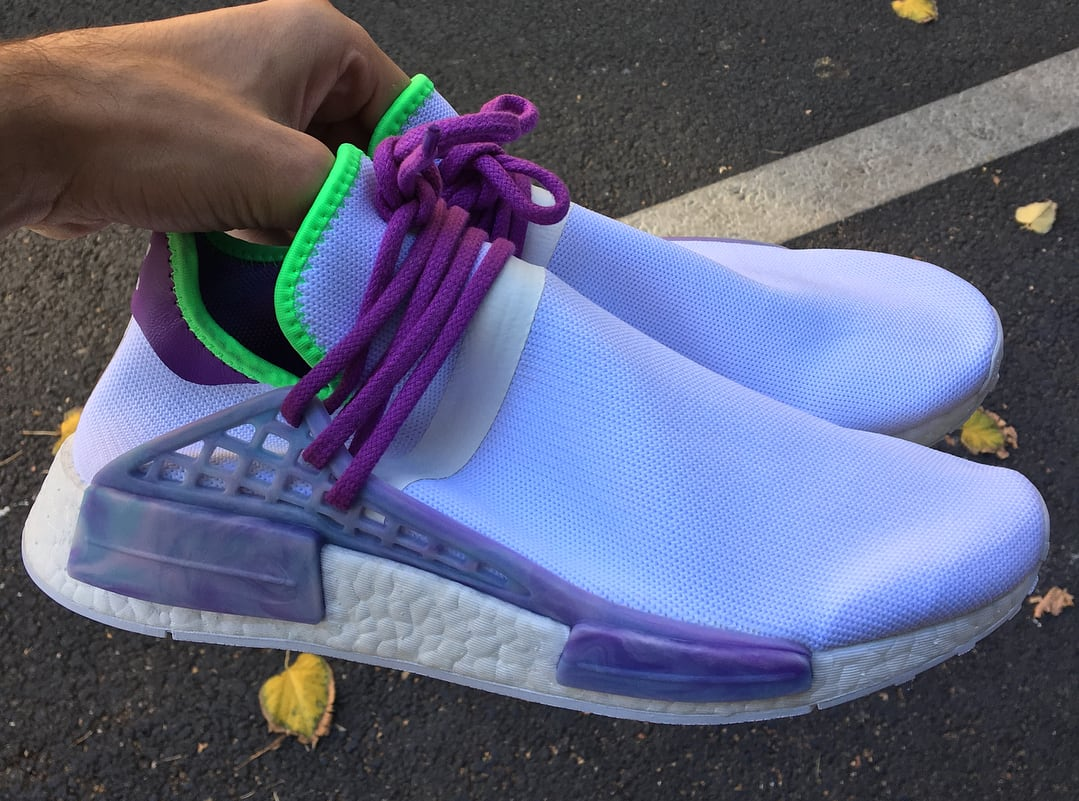Pharrell x Adidas NMD Hu Joker Sample (3)