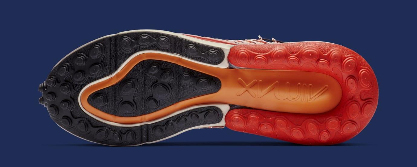 Nike ISPA Air Max 270 SP SOE BQ1918-400 (Bottom)