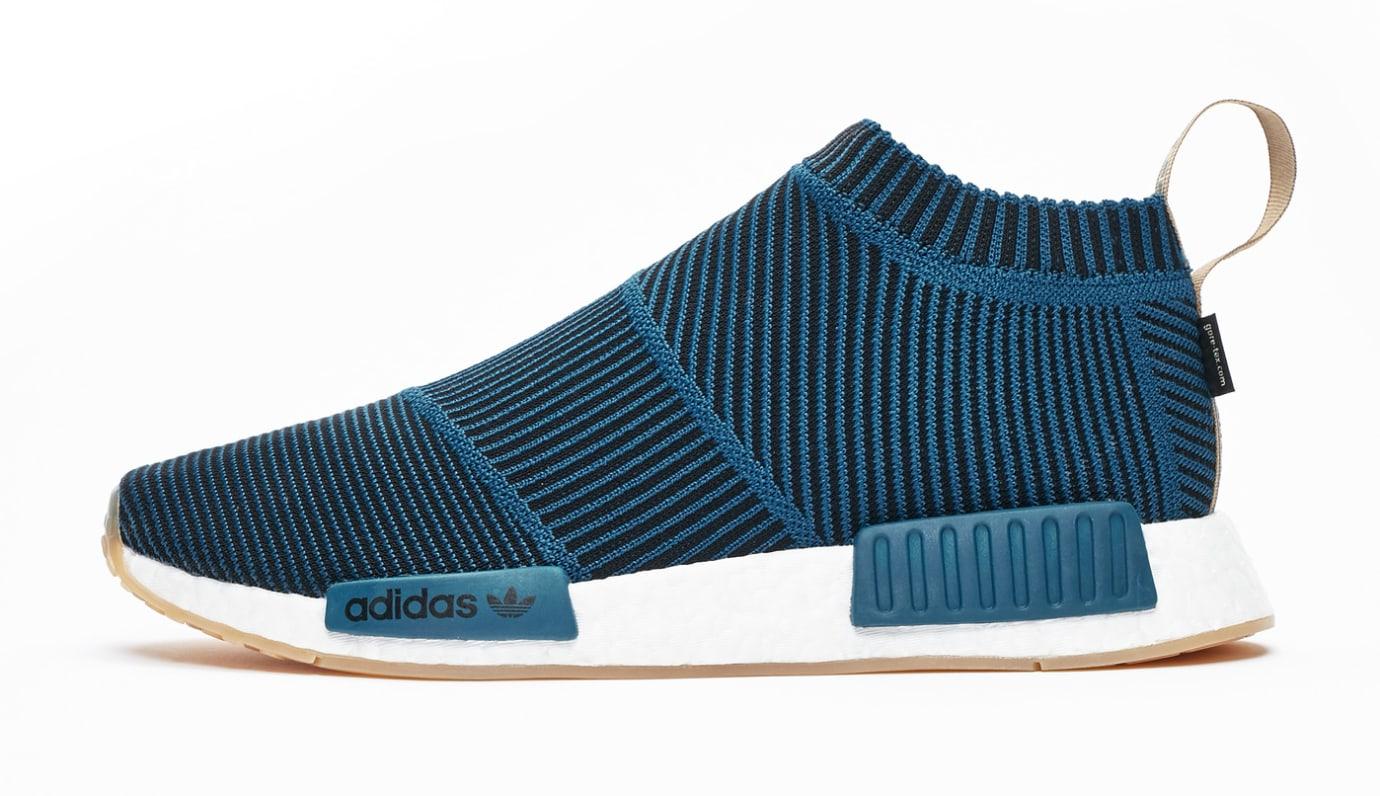 Adidas NMD_CS1 Gore-Tex Primeknit 'SNS Exclusive' AQ0363 (Lateral)