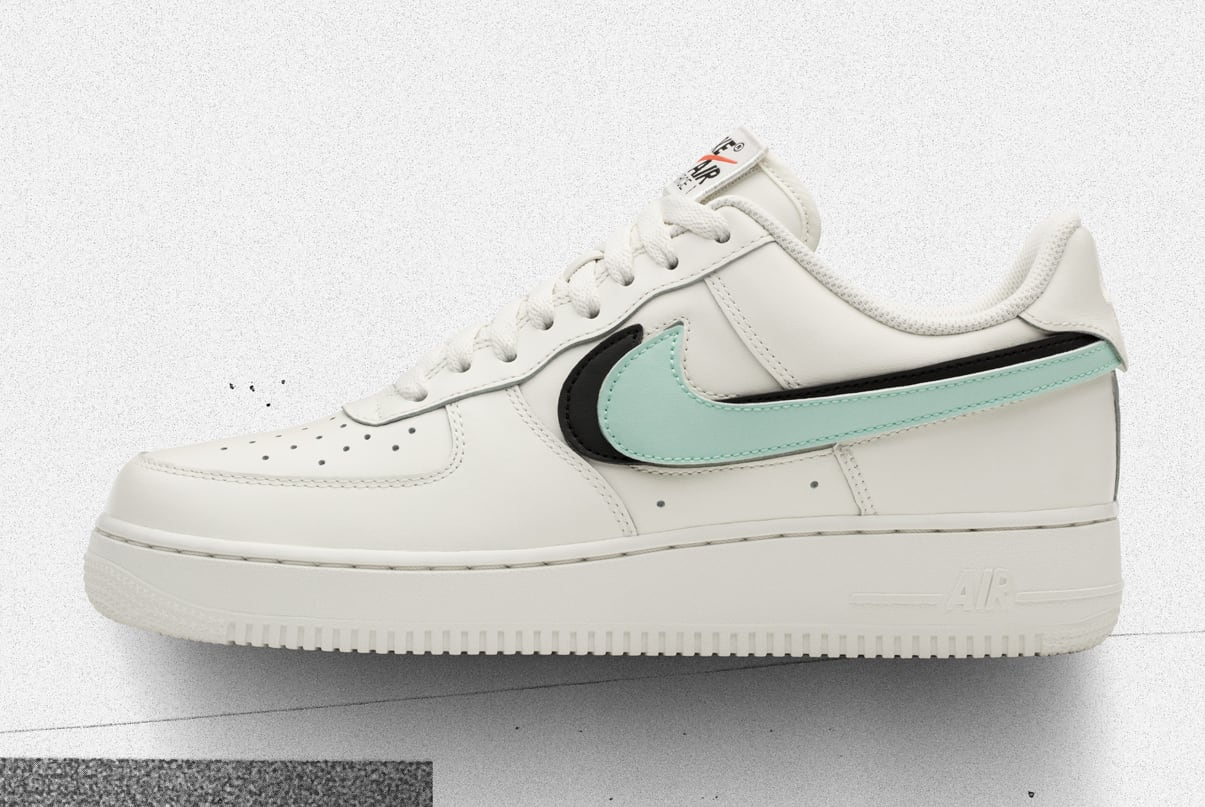 low priced 92695 c4b30 Nike Is Letting You Pick the Swoosh You Want on These Air ...