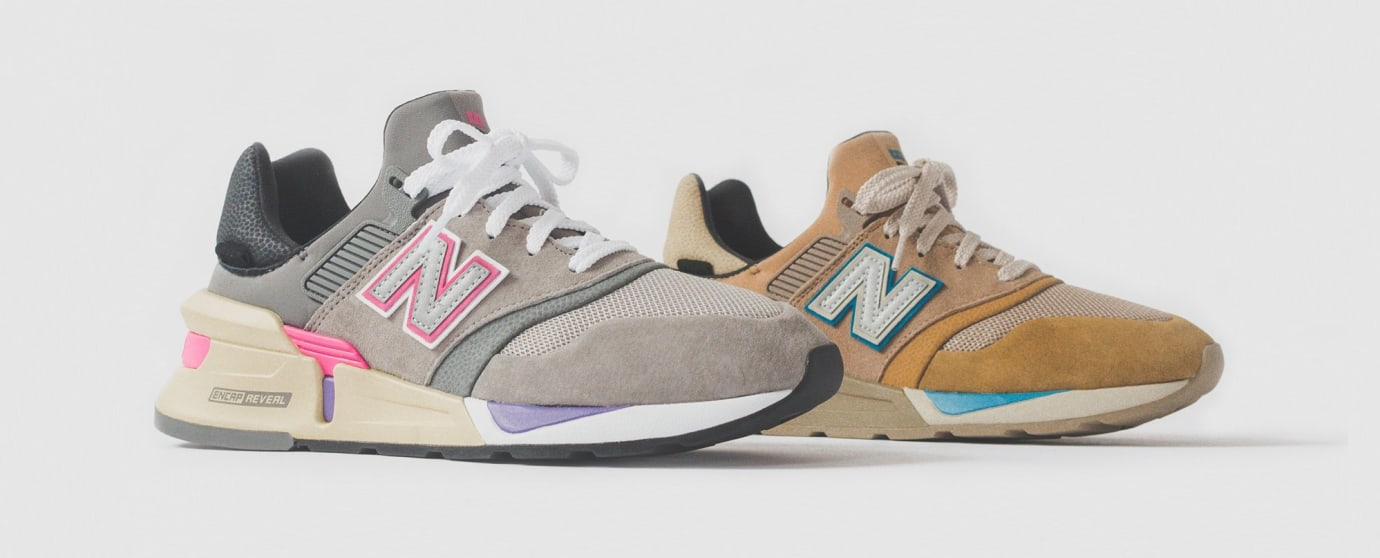 Kith x New Balance x United Arrows x Nonnative 997S