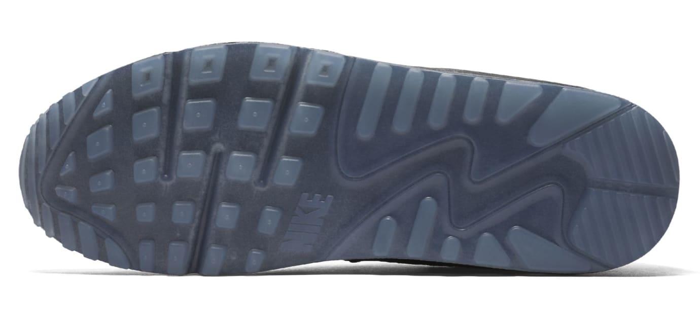 Nike Air Max 90 'Black/Volt' AQ6101-001 (Sole)