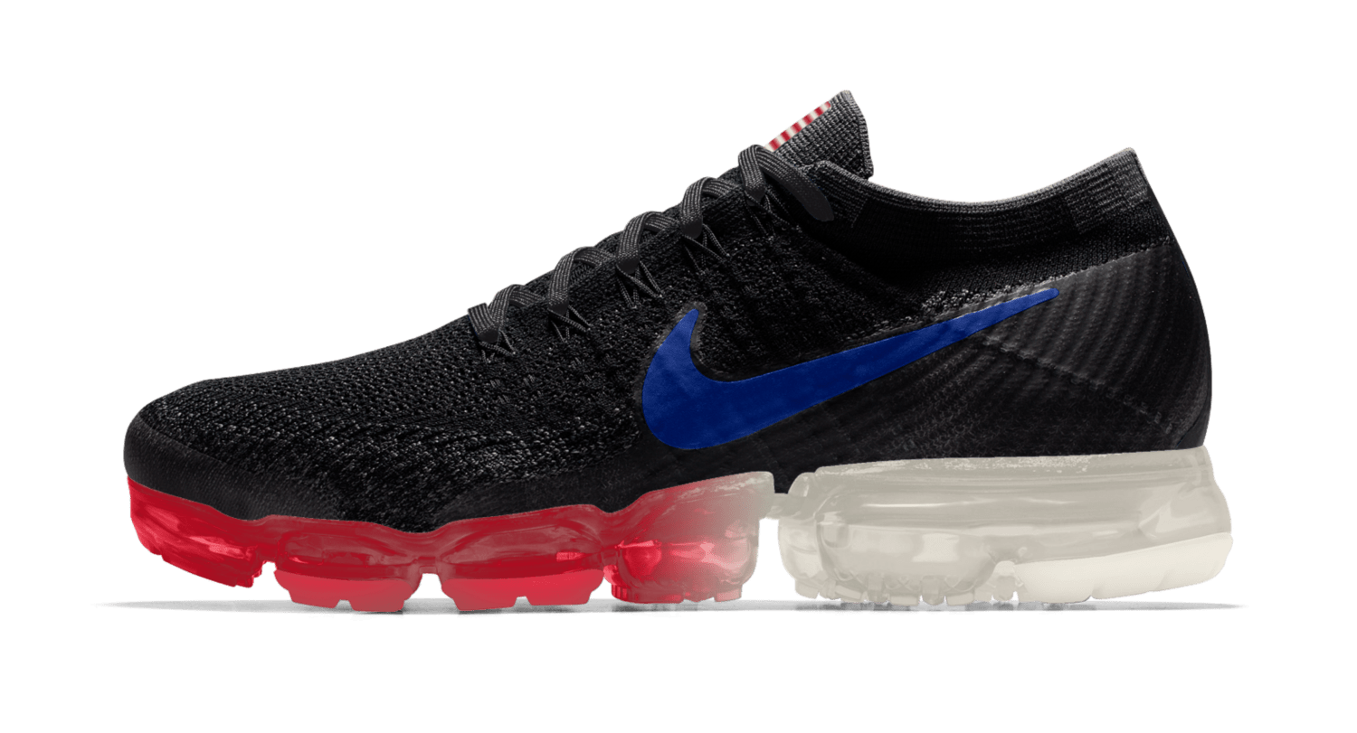 Nike VaporMax NikeiD Lateral