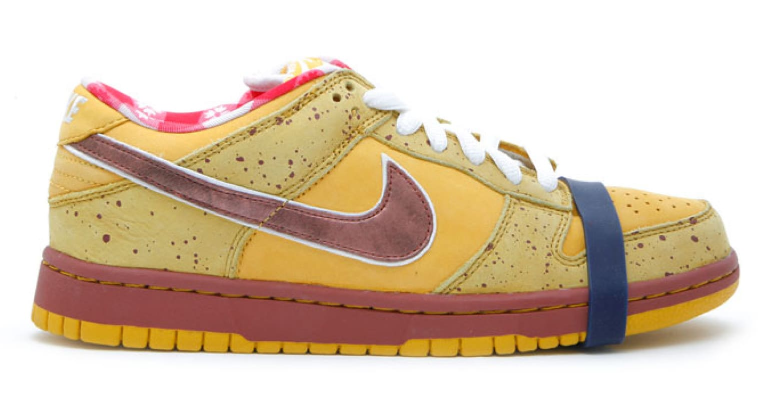Nike SB Dunk Low Yellow Lobster