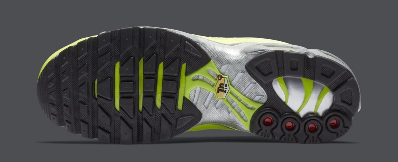 Nike Air Max Plus 'Full Volt' 815994-700 (Bottom)