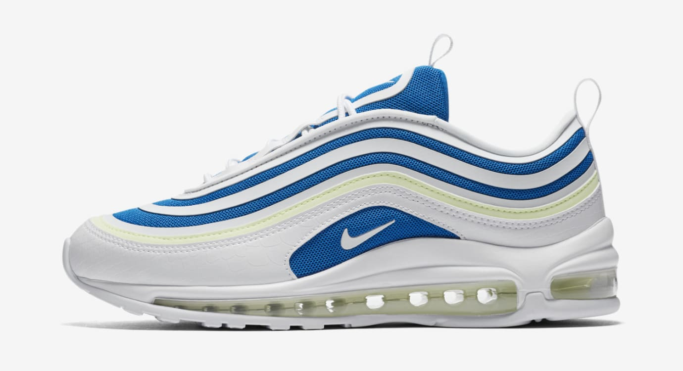 Nike Air Max 97 Ultra 'Sprite' AH6806-101 (Lateral)