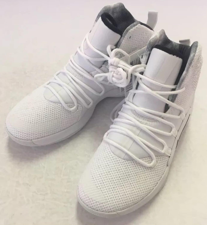 Nike Hyperdunk 2018 TB White/Black AR0467-100 Left