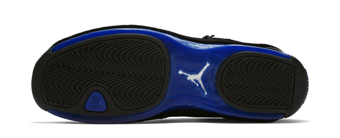 a541162c45f6 Image via Nike Air Jordan 18  Black Metallic Silver Sport Royal  AA2494-007  (