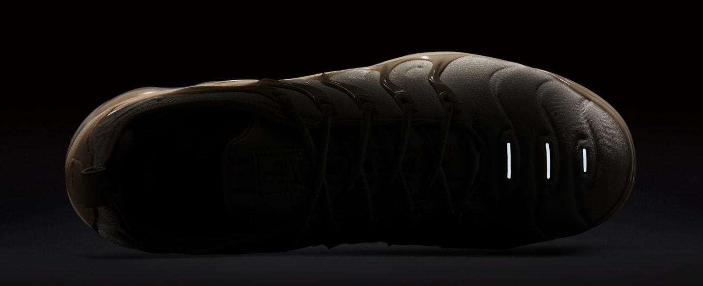 Nike VaporMax Plus 'String/Black/Desert/Gum Light Brown' AT5681-200 (Reflective)