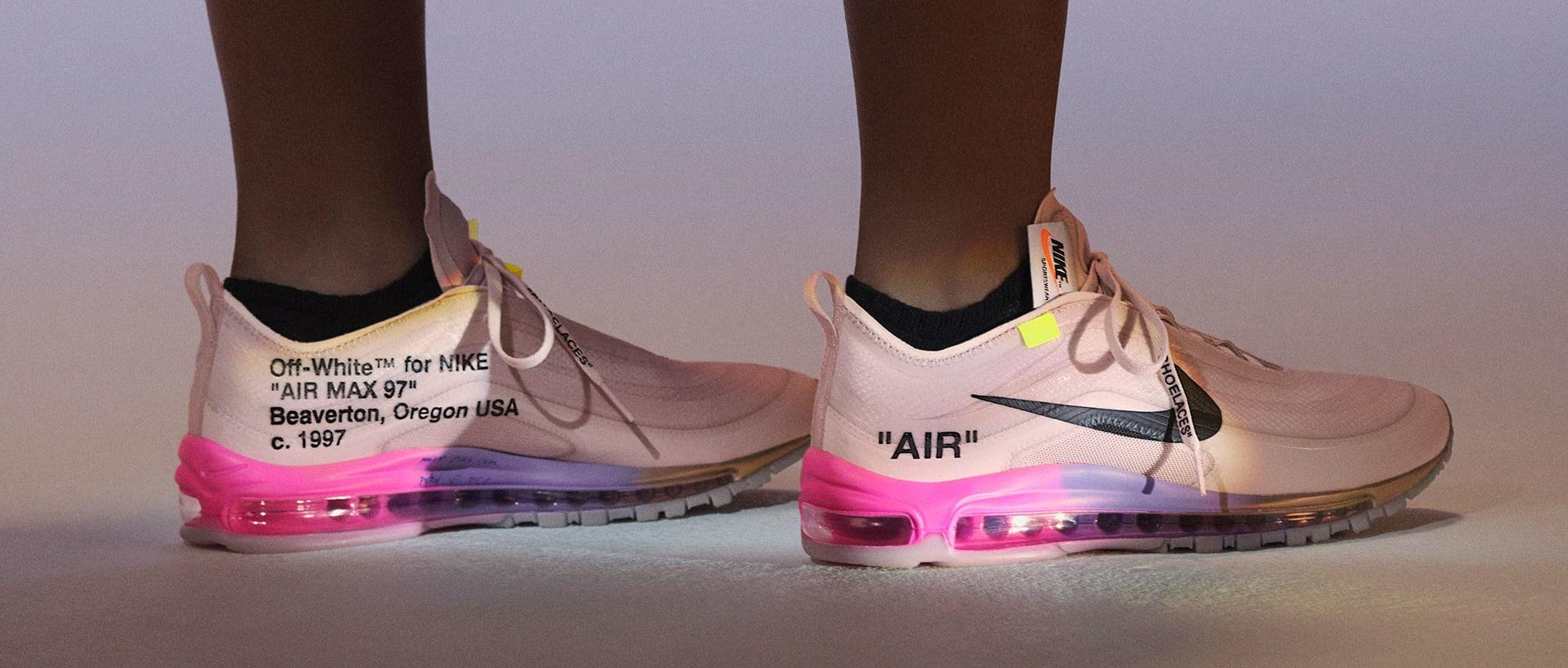 Virgil Abloh x Nike x Serena Williams Queen Collection Air Max 97
