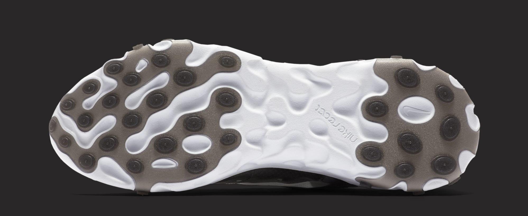 Nike React Element 87 'Anthracite/Black/White' AQ1090-001 (Sole)