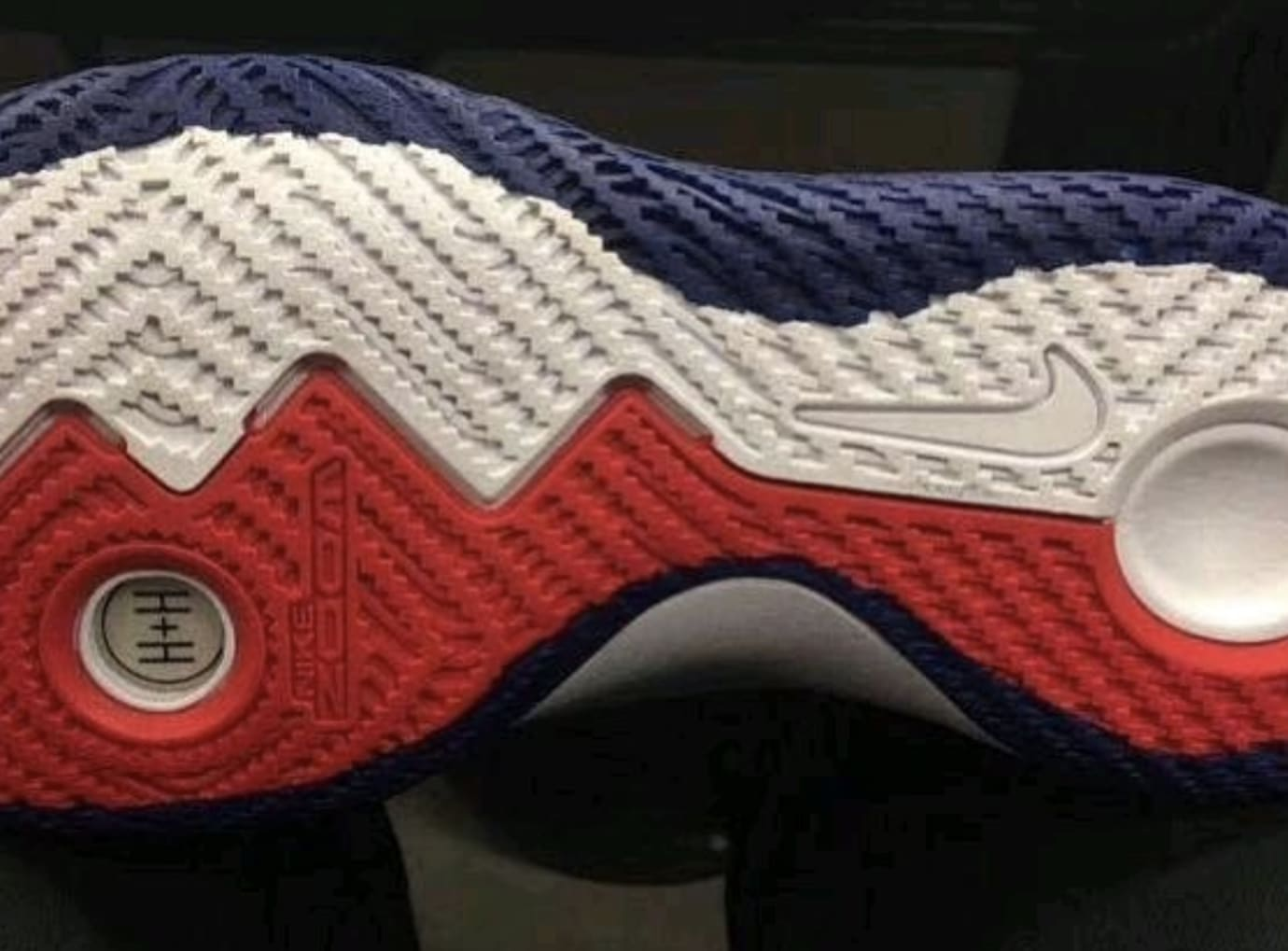 Nike Kyrie Irving Budget Sneaker (Outsole)