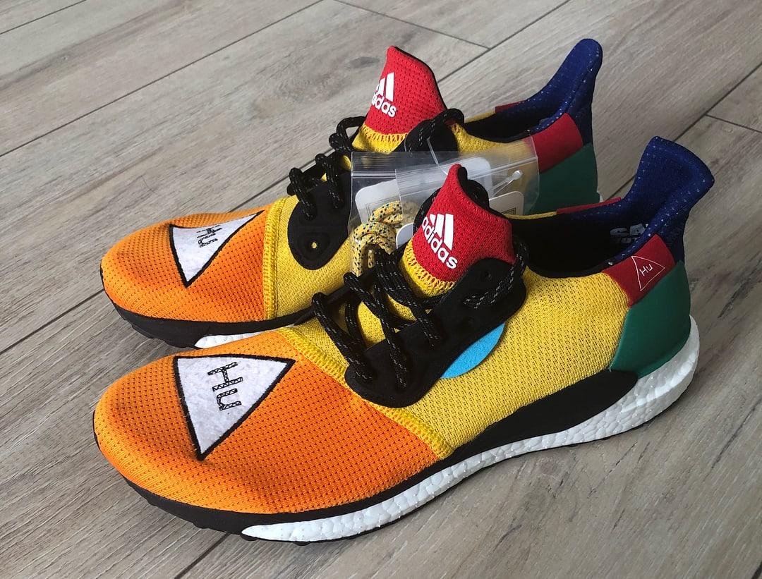 Pharrell x Adidas Solar Glide Hu ST Release Date (2)