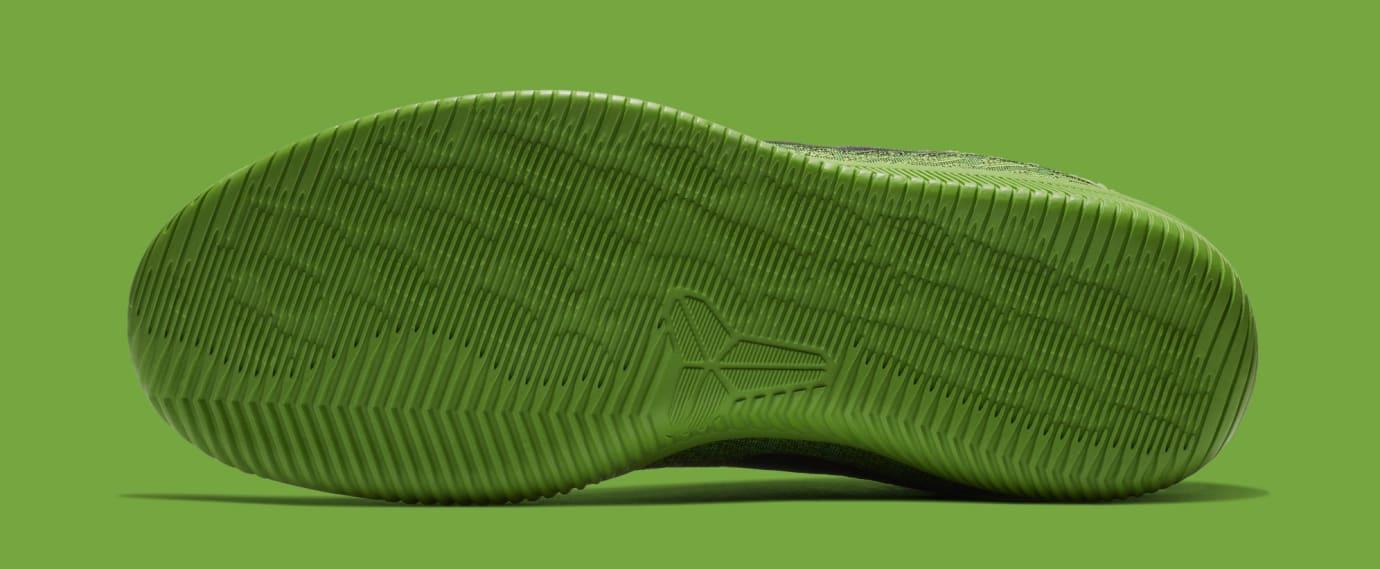 f474020f527074 Image via Nike Nike Mamba Rage EP  Electric Green  908974-300 (Bottom)