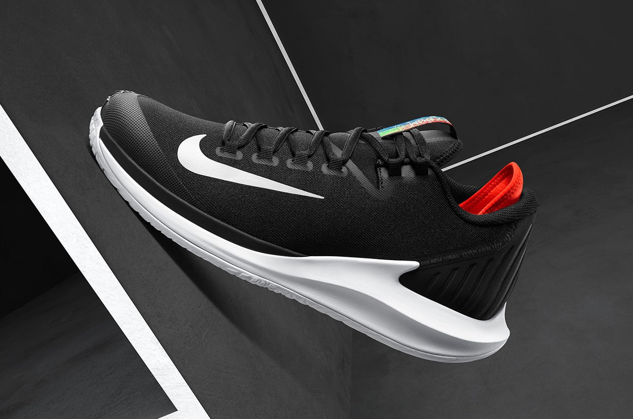 NikeCourt Air Zoom Zero 'Black' AA8018-006 1