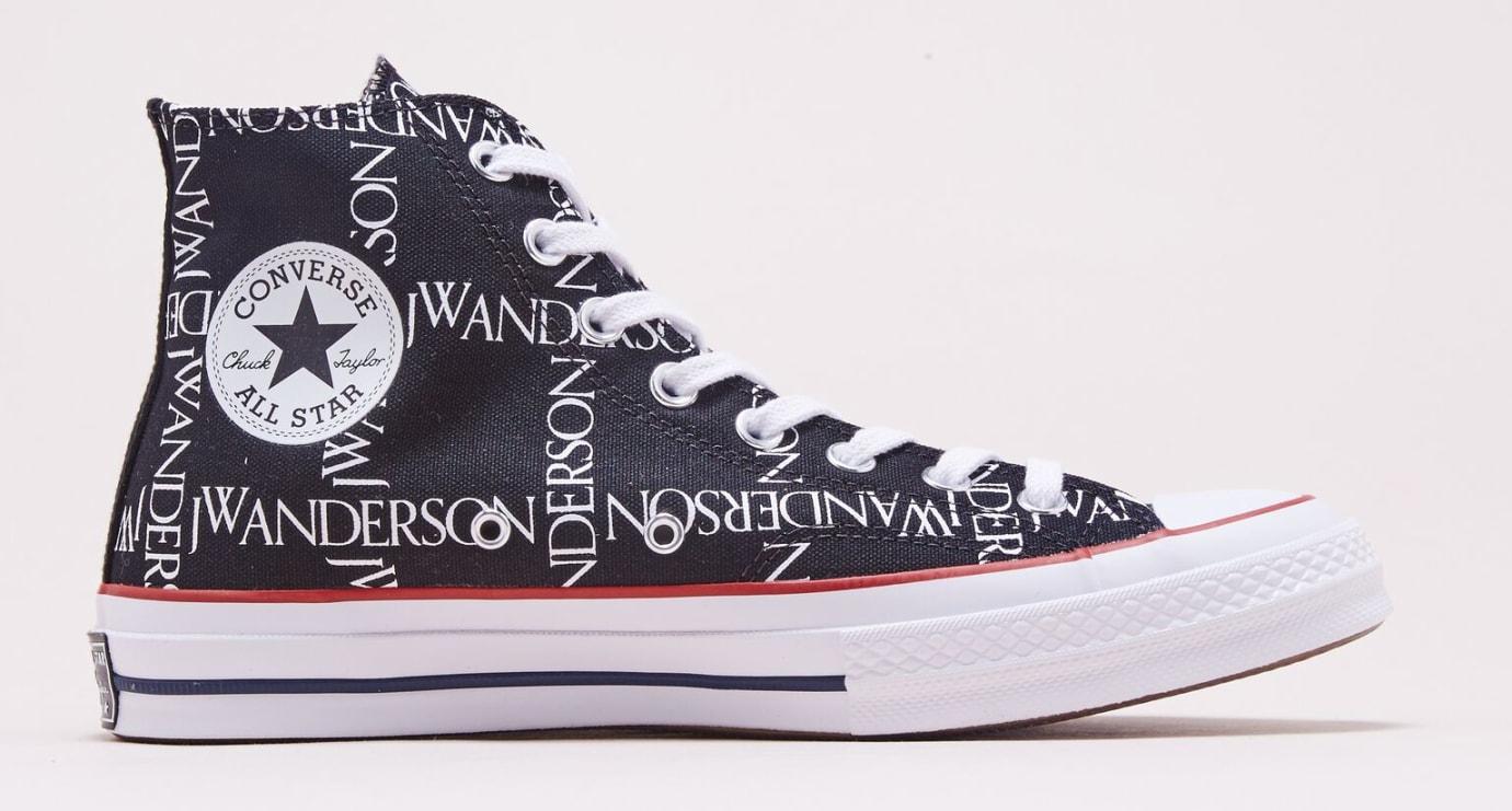 JW Anderson x Converse Chuck Taylor All Star Black
