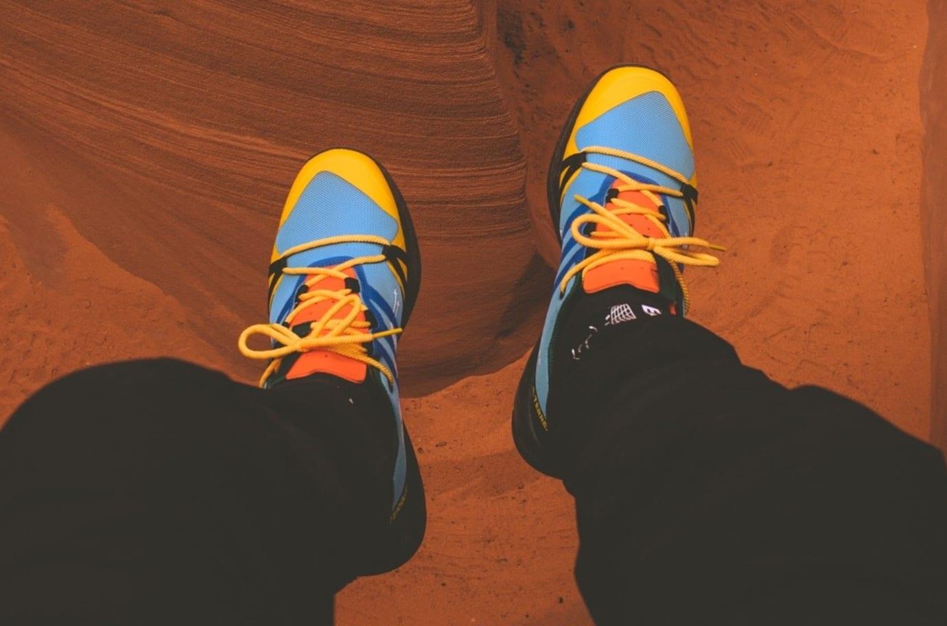 Kith x Adidas Terrex Agravic GTX (On-Foot)