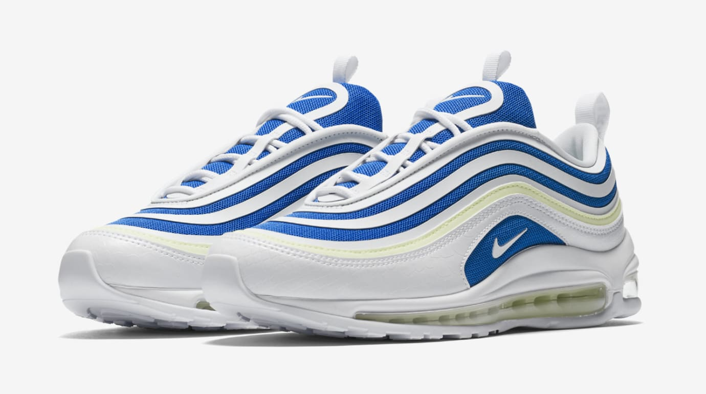 Nike Air Max 97 Ultra 'Sprite' AH6806-101 (Pair)
