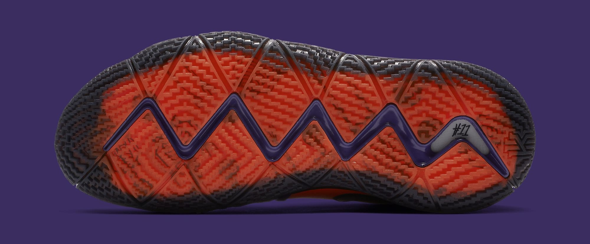 newest 9b853 dc9f9 Nike Kyrie 4 'Day of the Dead' CI0278-800 Release Date ...