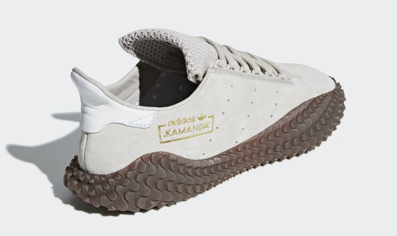 low priced c9c72 5743d Adidas Kamanda 01 Clear BrownCrystal White (Heel)