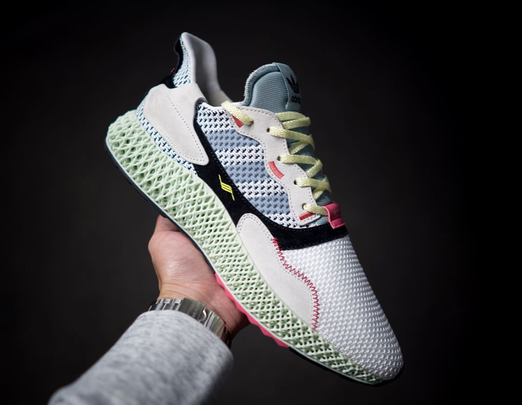 Adidas ZX 4000 4D B42203 (Lateral)