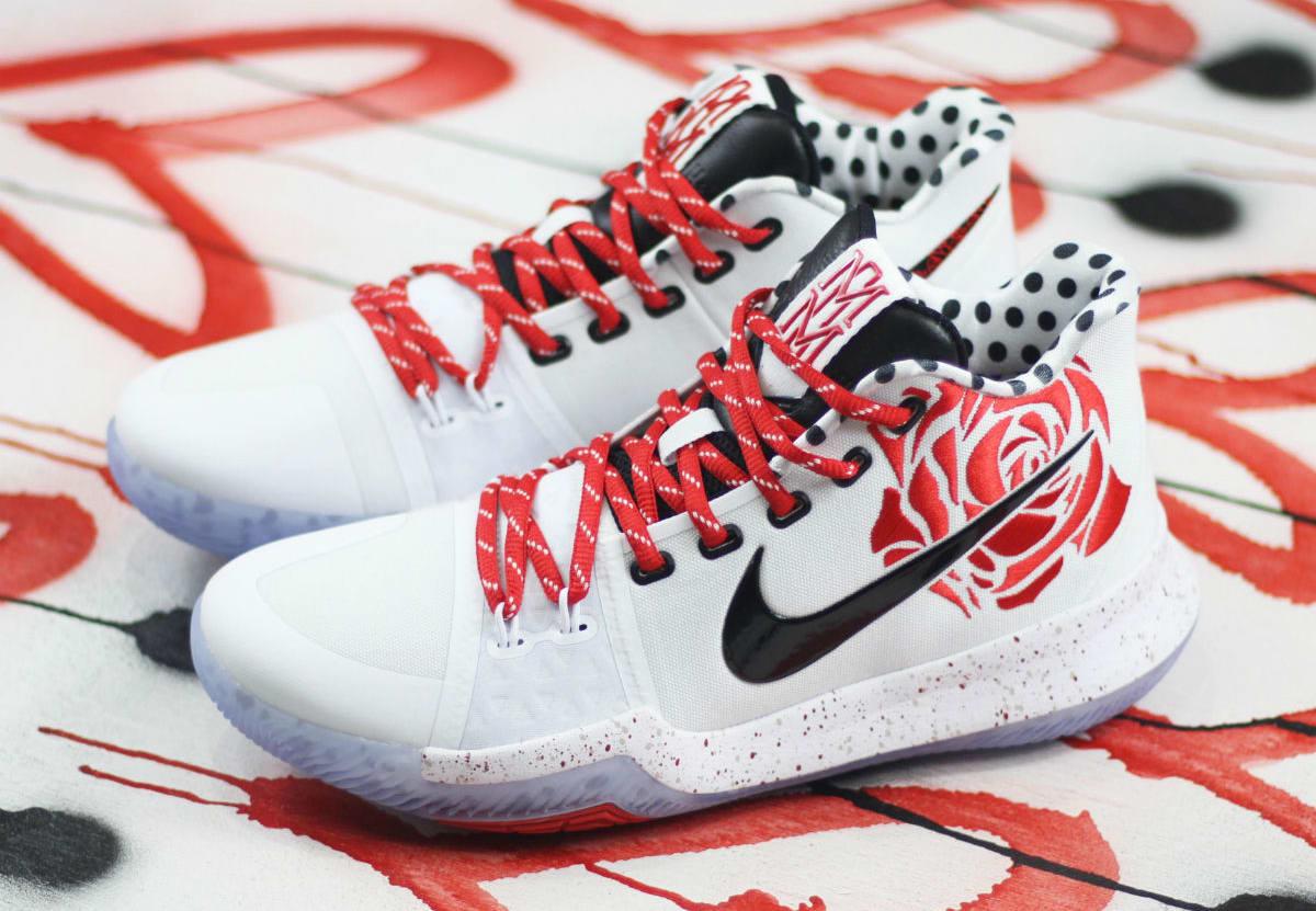 Sneaker Room x Nike Kyrie 3 Mom Release Date 5