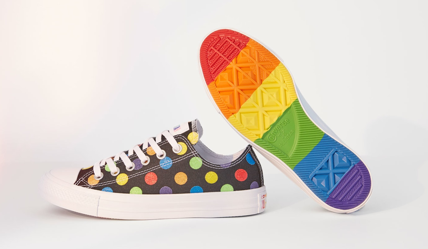 Miley Cyrus x Converse Chuck Taylor LGBT Pride Collection 2018 ... 451693669