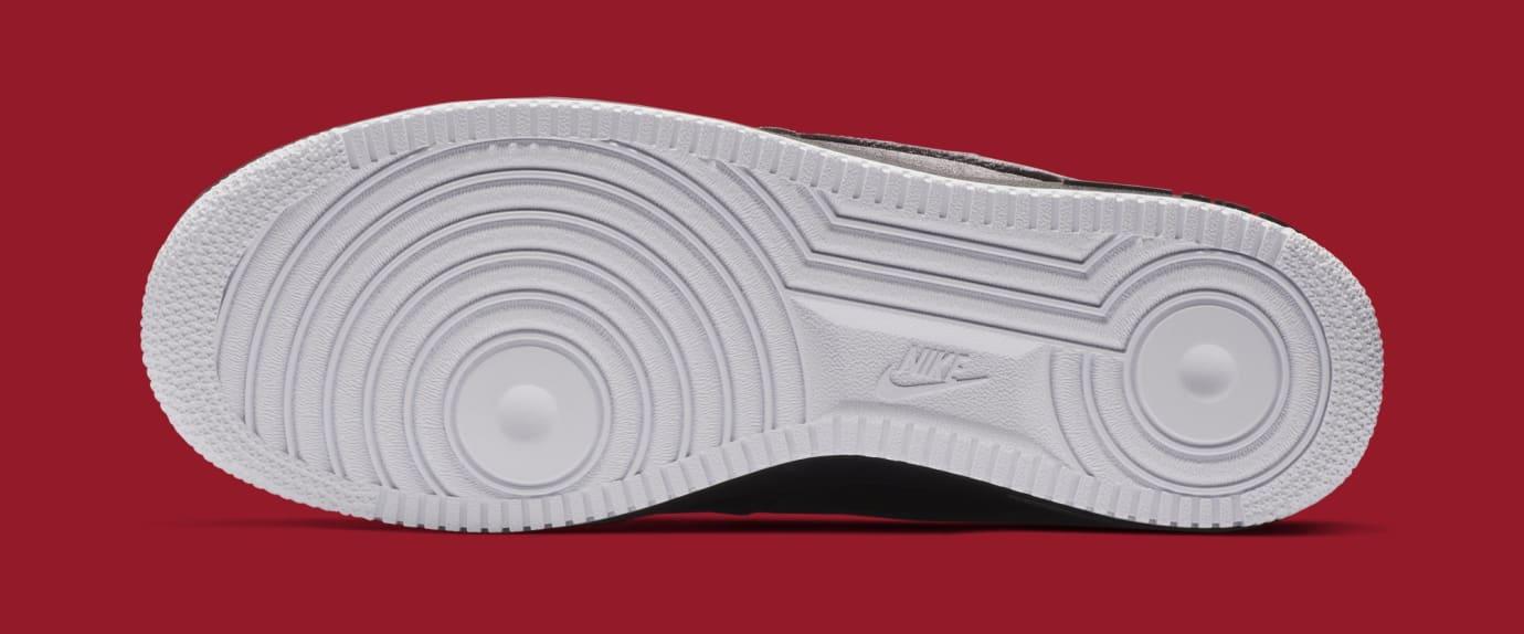 0183d9726b2 Image via Nike Nike Air Force 1 Low  Satin  AH8462-003 (Bottom)