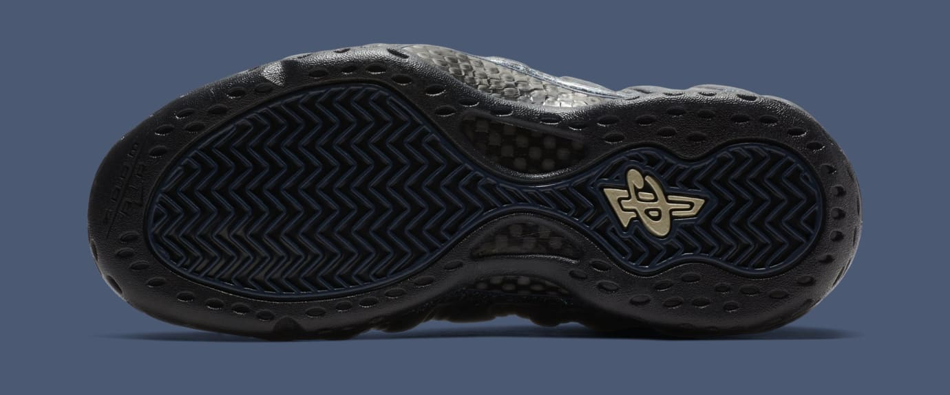 8eac5fd8d4090 Image via Nike WMNS Nike Air Foamposite One  Obsidian  AA3963-400 (Bottom)