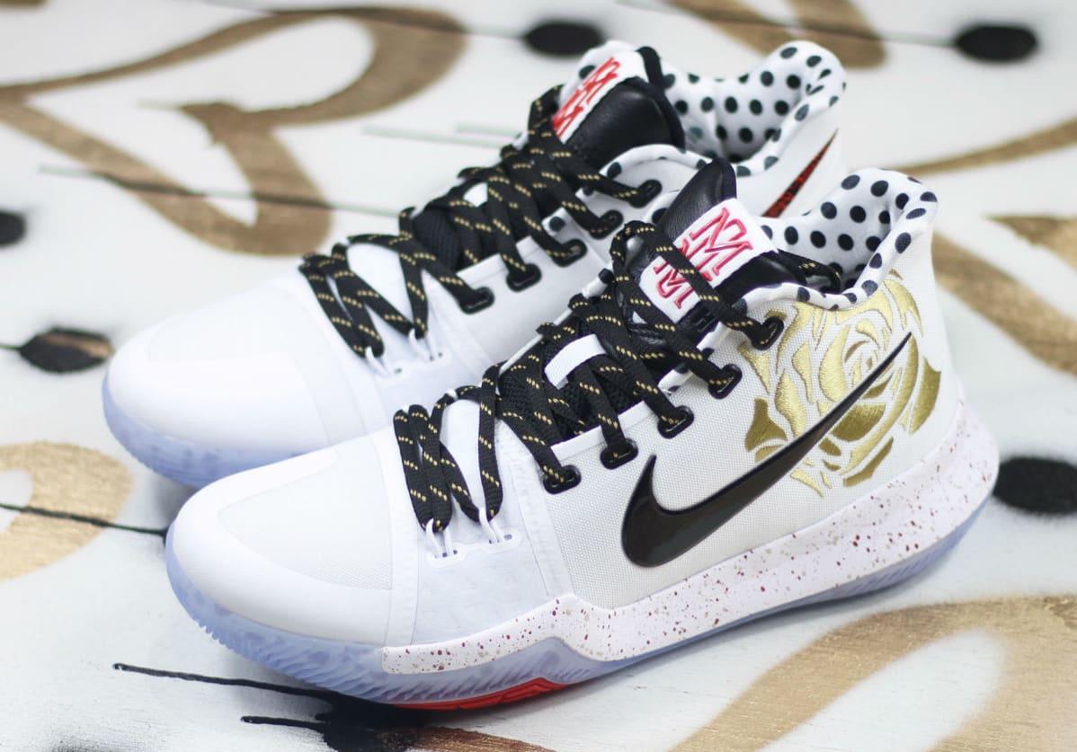 Sneaker Room x Nike Kyrie 3 Mom Release Date 3