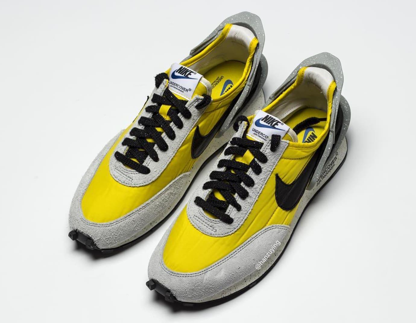 Undercover x Nike Daybreak Yellow/Grey BV4594-700 Top