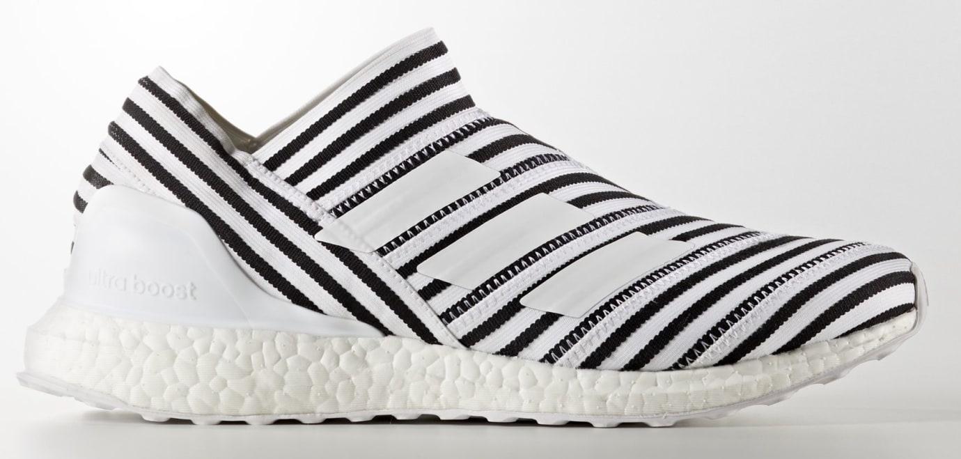Adidas Nemeziz Tango 17+ 360 Agility 'Running White/Running White/Core Black' CG3656 (Side)