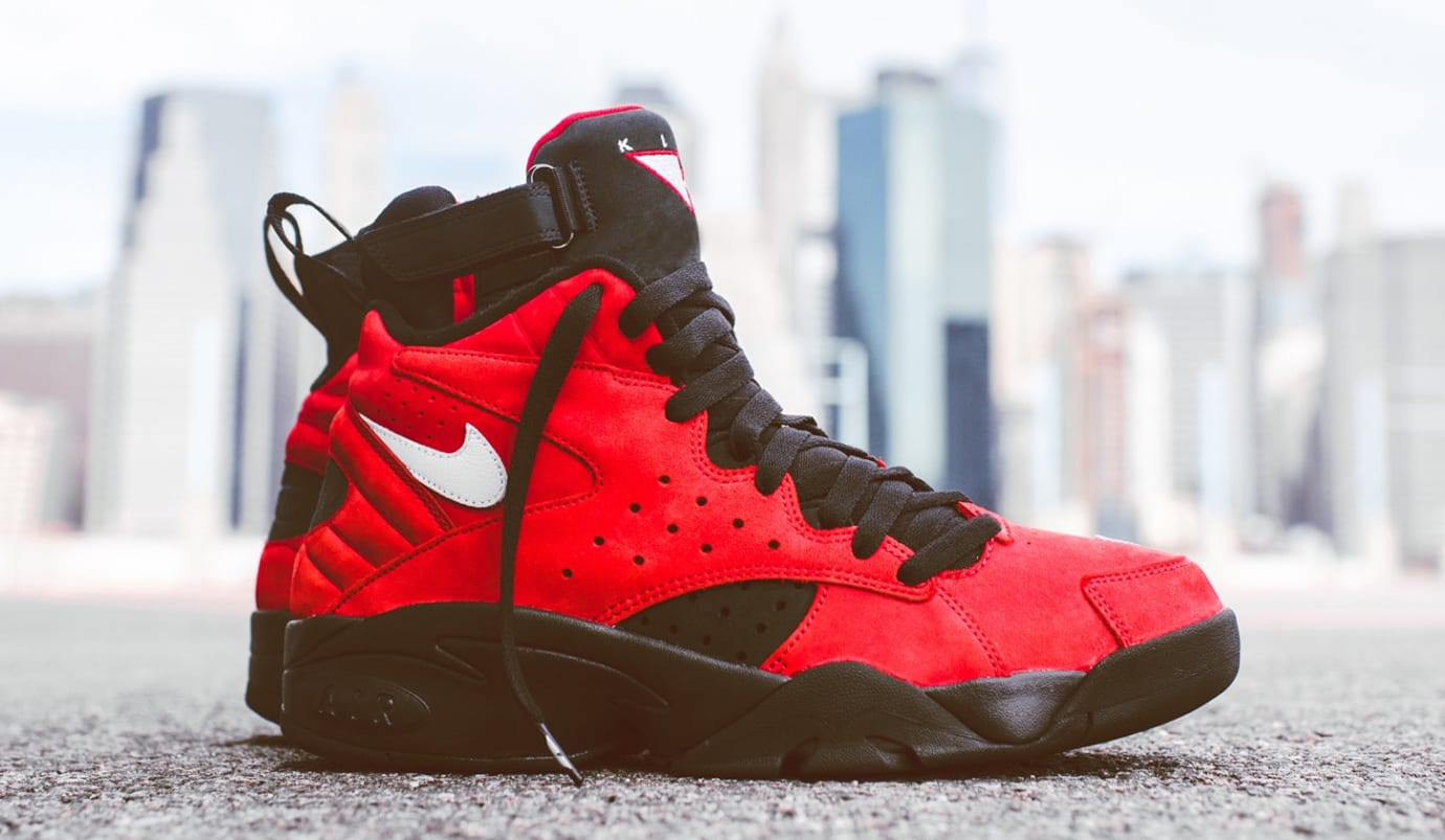 KITH x Nike Air Maestro 2 Release Date (2)