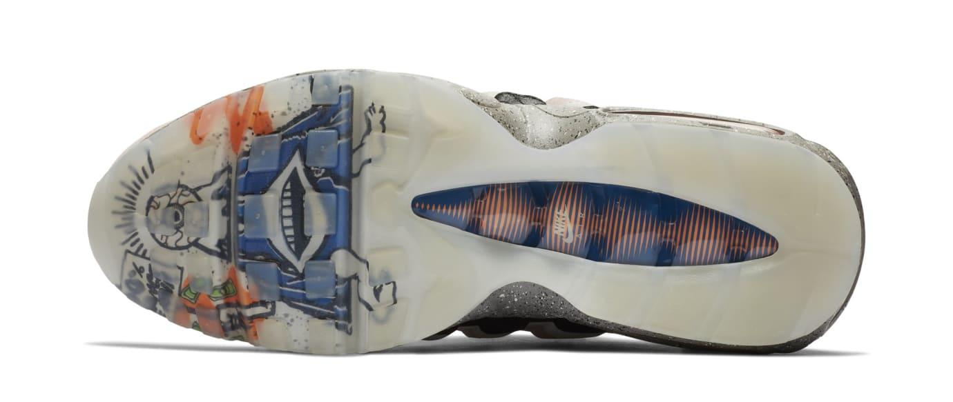Nike Air Max 95 'Mowabb' AV7014-600 (Sole)