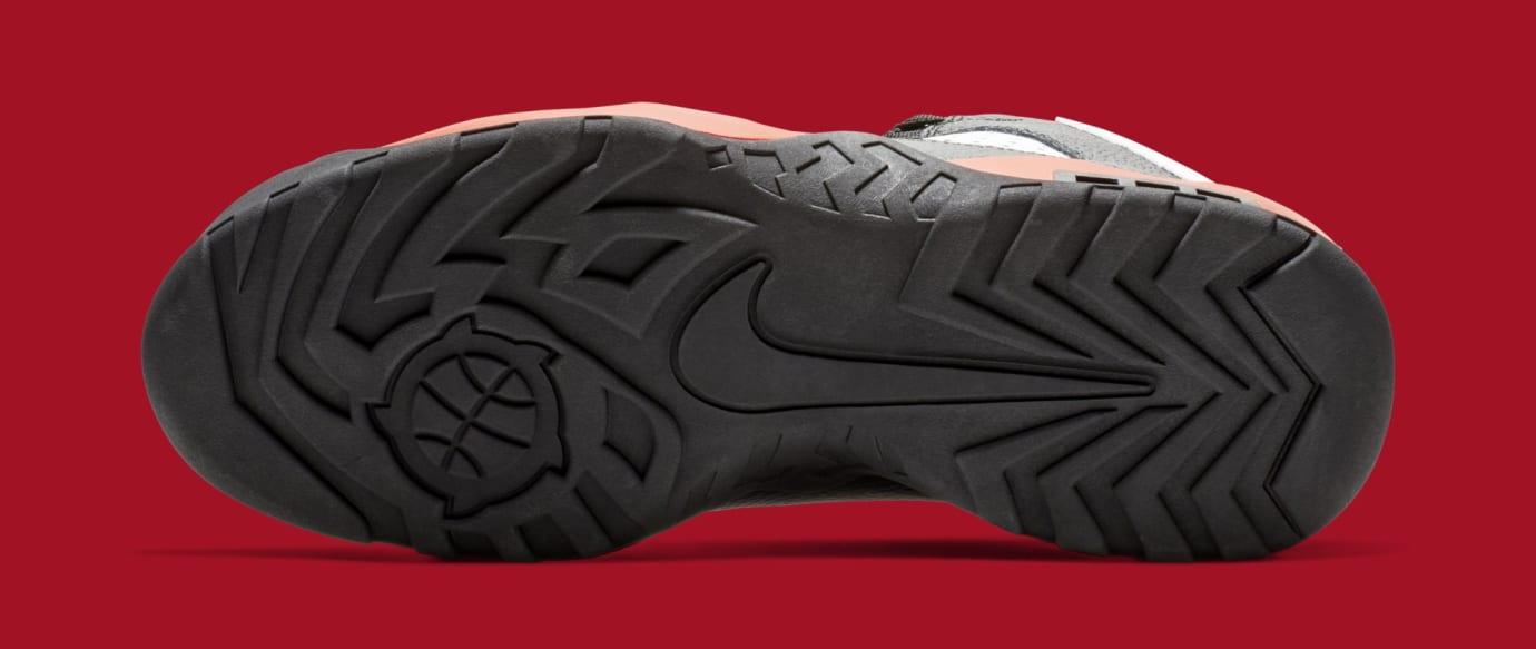 d2f146e721c7 Image via Nike Nike Air Darwin  Black White University Red  AJ9710-001  (Bottom