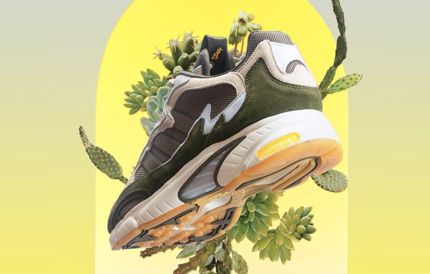 Saint Alfred x Adidas Consortium Temper Run 4